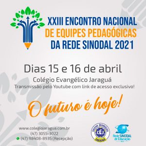XXIII ENCONTRO NACIONAL DE EQUIPES PEDAGÓGICAS